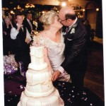 Vineyard sweets wedding cake valencienne Laura jayne head pieces