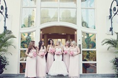 Bridesmades Mermaid wedding gown