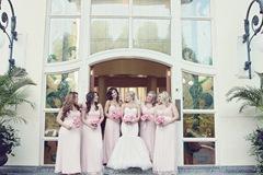Bridesmades Mermaid wedding gown