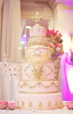 Cake opera co King Edward Hotel Toronto Vanity Ballroon