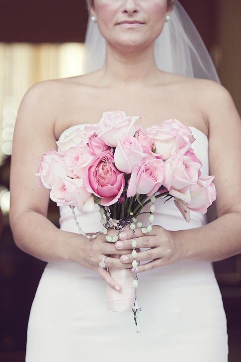 Wildflowers Rose bouquet