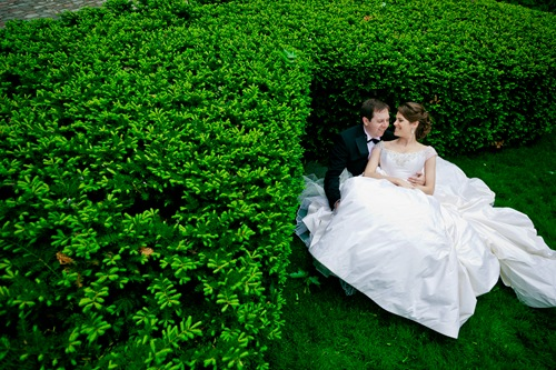 valencienne wedding dress silk wedding gown