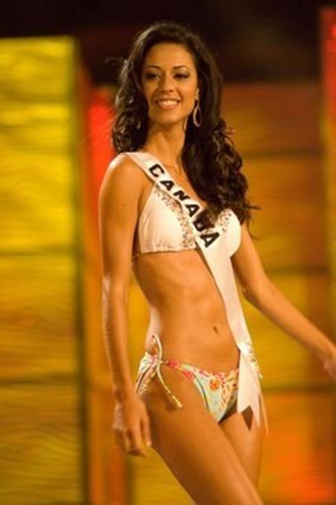 Mariana Miss Universe Canada ,Valencienne bride