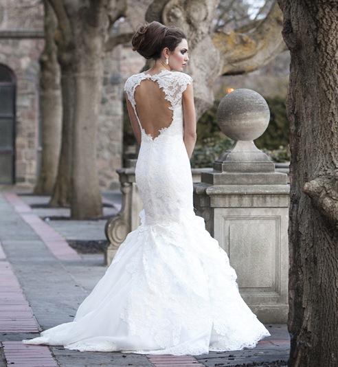New York Bridal week 2013 Trend Watch | Valencienne Bridal