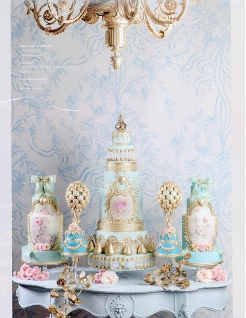 Valencienne Toronto,Cake opera co,Marie Antoinette