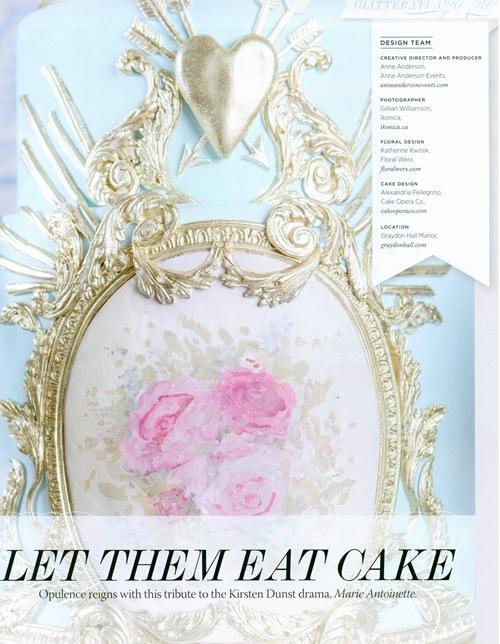 wedluxe magazine creative glitterati