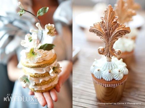 ValencienneBridal,Toronto,Connie Cupcakes,Marie Antoinette Cakes,