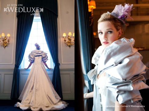 Valencienne bridal ,Toronto,Weddin coat,custom,designer wedding gown