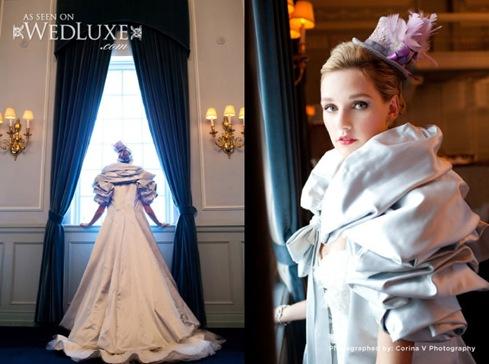 Valencienne bridal ,Toronto,Weddin coat,custom,designer wedding gown