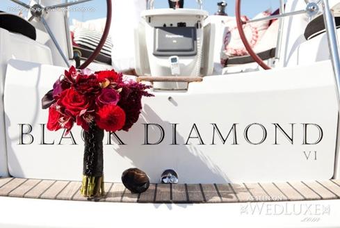 Valencienne bridal design Toronto,Rachel Clingen,Black Diamond
