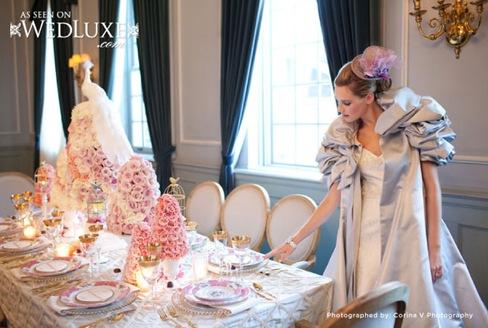 Valencienne ,custom made wedding gown,wedding coat,Toronto,Marie Antoinette,bridal gown designer,silk peau du soie