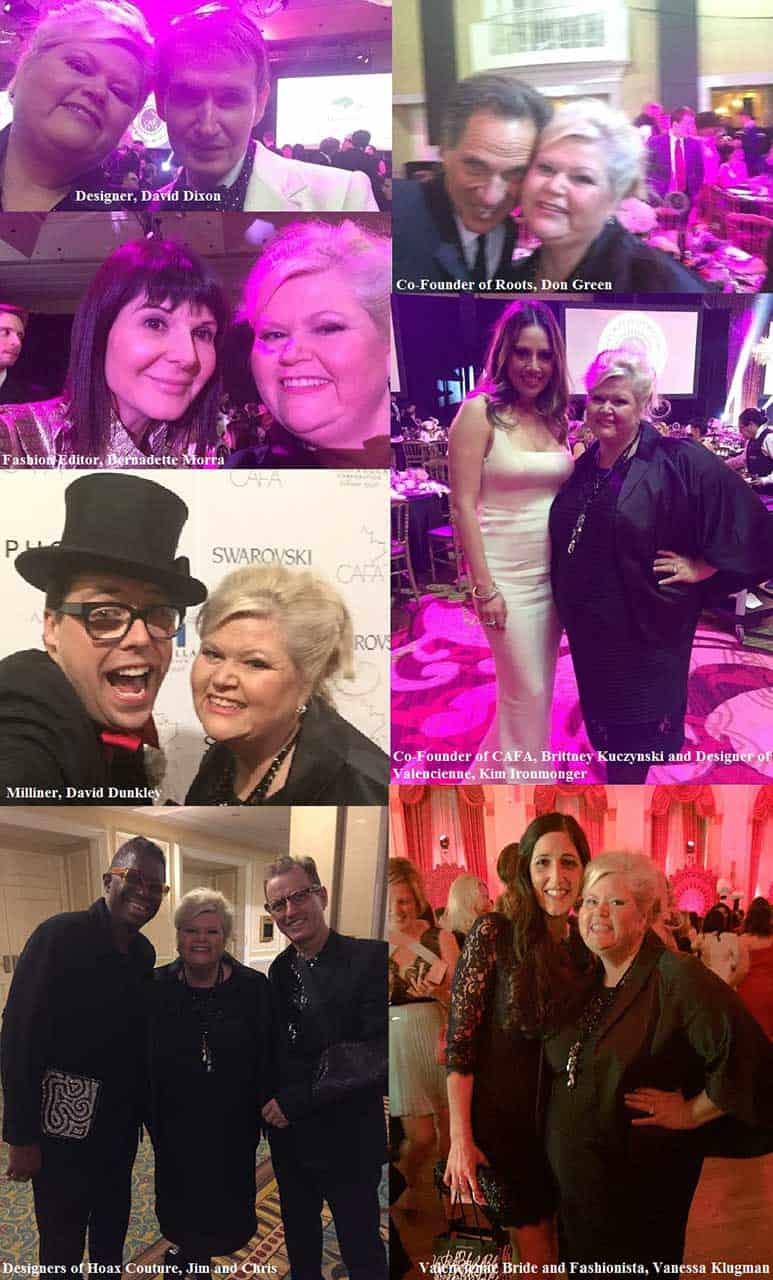 CAFA 2015, CAFA, David Dixon, Roots Canada, David Dunkley, Bernadette Morra, Brittney Kuczynski, Don Green, Hoax Couture, Gala, Party, Valencienne Bridal, Custom Bridal Design, Toronto