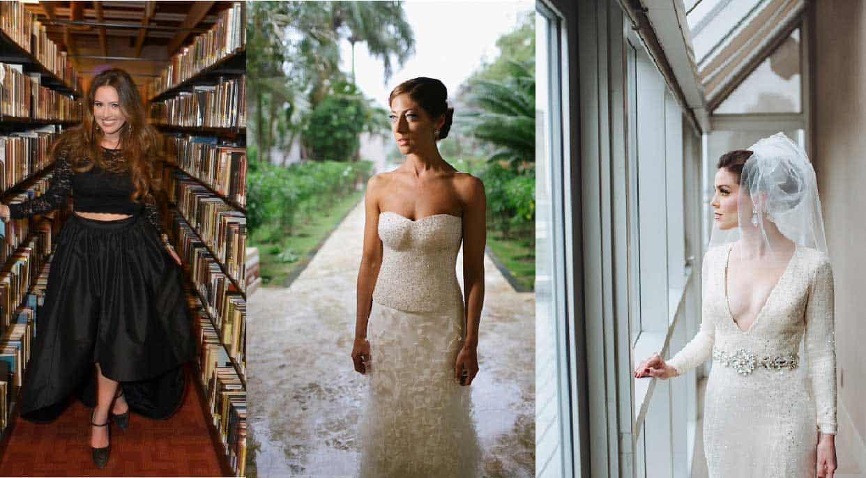 Valencienne, Ballroom Gown, Silk, Skirt Glam, Embelishments, Low V Neck, Custom Bridal Design, Toronto