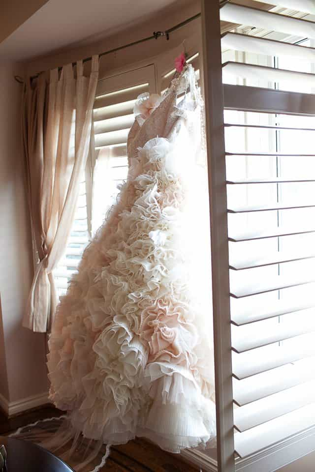Valencienne, Custom Bridal Design, Ball Gowns, Ruffles, Plus Size Bride, Gown
