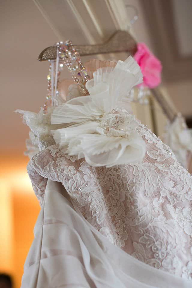 Valencienne, Custom Bridal Design, Plus Size Bride, Ruffles, Ball Gown, Veil, Silk, French Lace