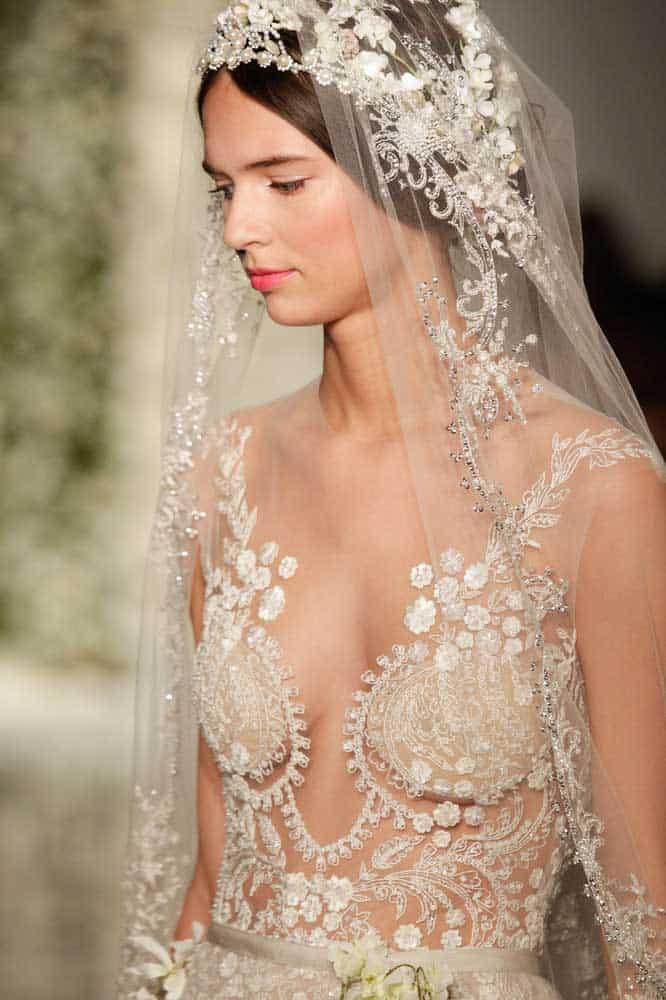 New York Bridal Market, Wedding Dresses, Bridal, Couture, Valencienne Bridal, Toronto, Floral