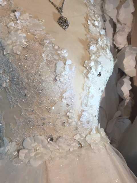Couture Bridal Dress Toronto