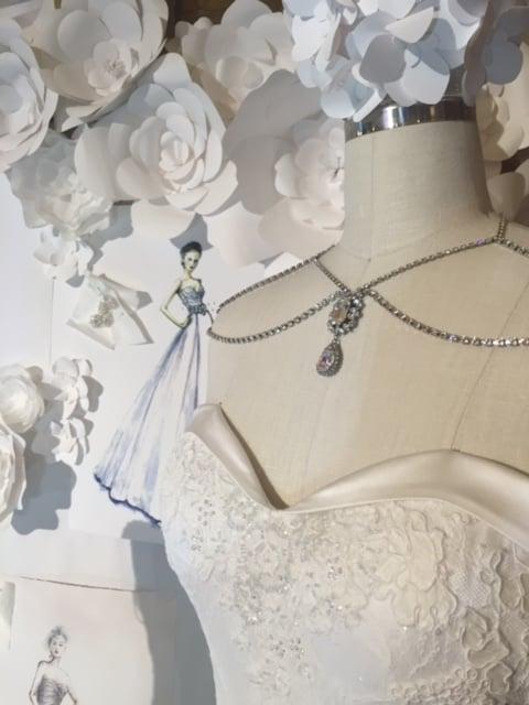 Bridal Gown Designer Valencienne